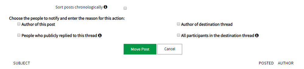 Move Posts page Notify Checkboxes