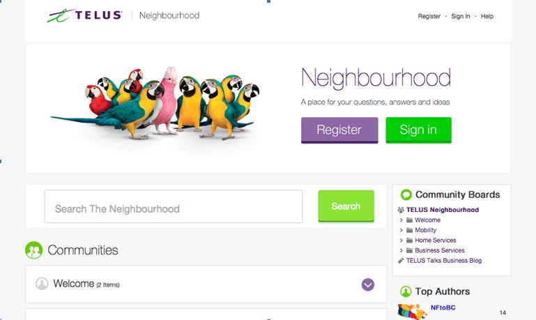 TELUS community screenshot.png
