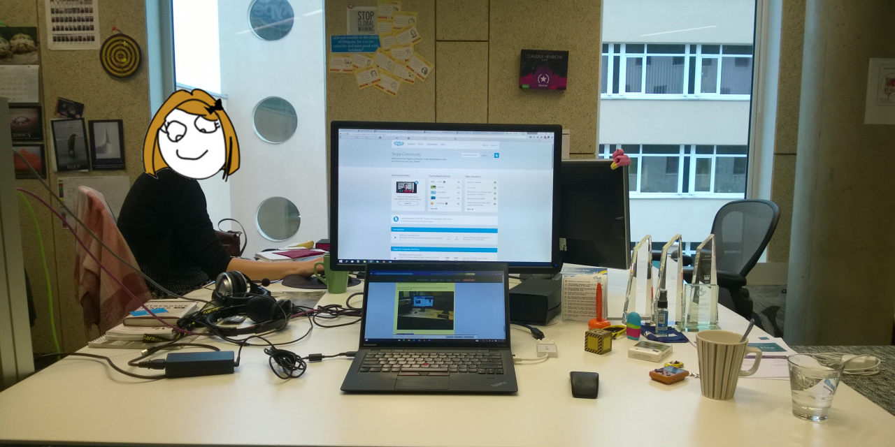 Skype Community Exploration Base