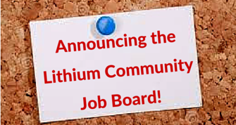 Announcing the Lithium Community Job Board!.png