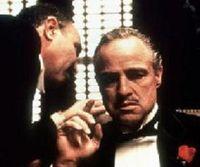 Brando as Vito Corleone