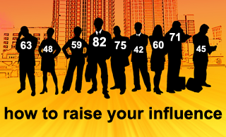 Influence Scores -City People Silhouette320.png