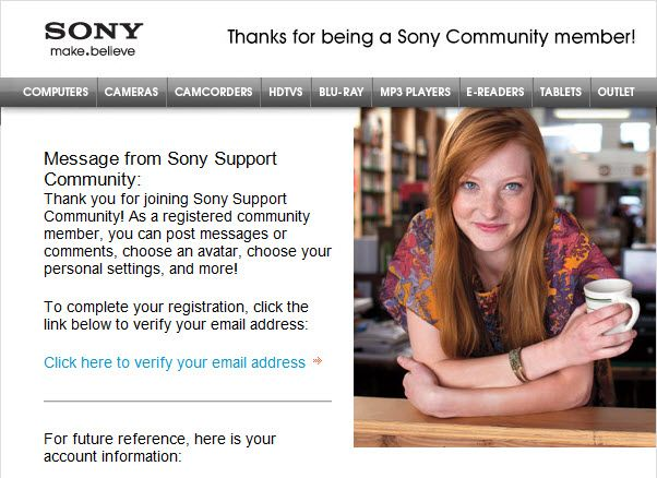 Lithys 2013: Sony Electronics - Best New Community - Lithosphere